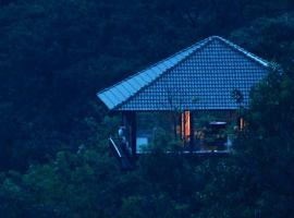 The IBNII - Eco Luxury Resort, spa hotel in Madikeri