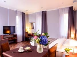 Greguar Hotel: Kiev'de bir otel