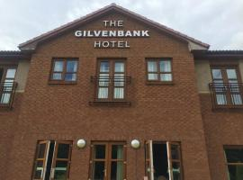 The Gilvenbank Hotel, hotel near Dysart Harbour, Glenrothes