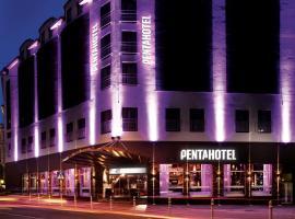 pentahotel Vienna, hotel in 05. Margareten, Vienna