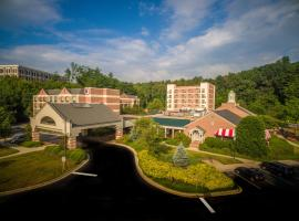 DoubleTree by Hilton Biltmore/Asheville, boutique hotel in Asheville