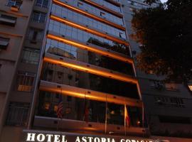 Hotel Astoria Copacabana, hotell i Rio de Janeiro