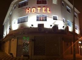 Hotel Tupinambá, hotel em Guarulhos