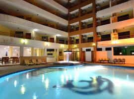 Hotel La Aldea, hotel em Atacames
