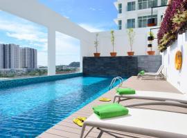 Olive Tree Hotel Penang, hotel near Penang International Airport - PEN,
