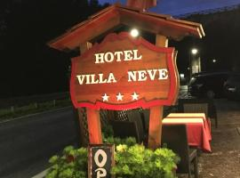 Meuble Villa Neve, hotel in Cortina d'Ampezzo