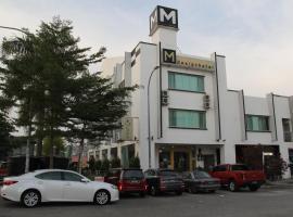 M Design Hotel @ Seri Kembangan, hotel di Seri Kembangan