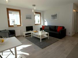 IRS ROYAL APARTMENTS Apartamenty IRS Copernicus, hotel in Gdańsk