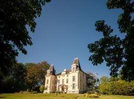 Hôtel Château de la Marlière, hôtel à Fourmies