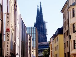 Hotel Domblick Garni, hotel near Cologne Central Station, Cologne
