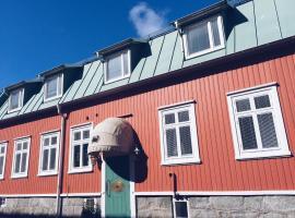 Hotell Krabban, homestay in Strömstad