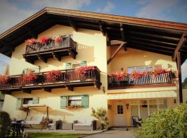 Alpenlandhaus Menardi, hotel near Rosshütte, Seefeld in Tirol