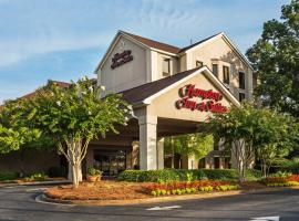 Hampton Inn & Suites Greenville/Spartanburg I-85, hotel near Greenville-Spartanburg International Airport - GSP, Duncan
