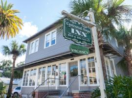 Centennial House - Adult Only- Saint Augustine, B&B in St. Augustine