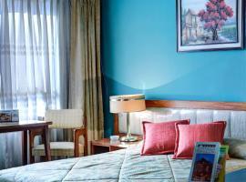 Cesar's Plaza Hotel, отель в городе Кочабамба