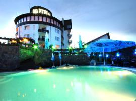 Hotel Belvedere, отель в Брашове
