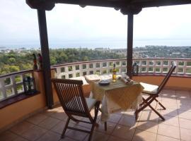 Villa Faidra, hotel in Eretria