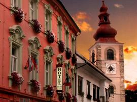Hotel Mitra, Story Hotels, hotel in Ptuj