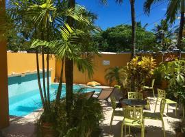 Casa de Amistad Guesthouse, hotel in Vieques