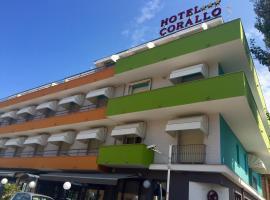 Hotel Corallo, Hotel in Fano