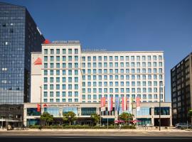 Austria Trend Hotel Ljubljana, hotel in Ljubljana