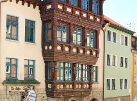 Altstadthotel Garni Schlundhaus & Rautenkranz, Hotel in der Nähe von: Schloss Elisabethenburg, Meiningen