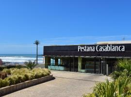 Pestana Casablanca, Seaside Suites & Residences, hotel near Morocco Mall, Casablanca