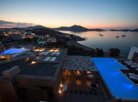 Hotel Senia - Onar Hotels Collection, hotel in Naousa