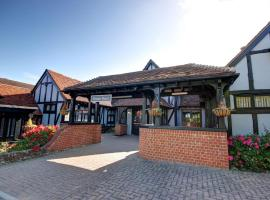 The Chichester Hotel, hotel near London Southend Airport - SEN, Wickford