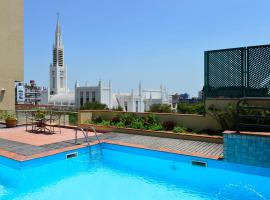 Pestana Rovuma, hotel near Polana shopping centre, Maputo