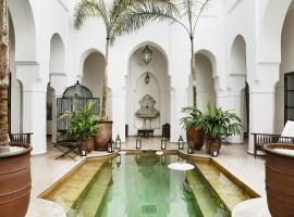Dar Mo'Da, hôtel à Marrakech près de: Musée Boucharouite