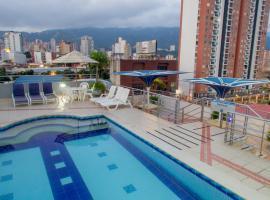 Hotel Buena Vista Express, hotel en Bucaramanga