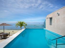 Hotel Atlantico Praia, hotel v destinácii Rio de Janeiro