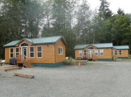 Seaside Camping Resort Cottage 11, vacation rental in Seaside