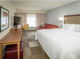 Hampton Inn and Suites Minneapolis University Area, MN, Hotel in der Nähe von: Einkaufszentrum Mall of America, Minneapolis