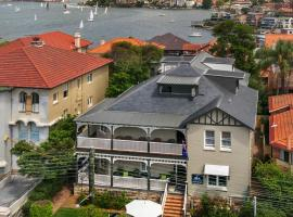 Cremorne Point Manor, guest house in Sydney