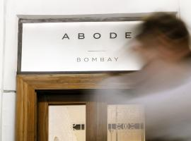 Abode Bombay, boutique hotel in Mumbai