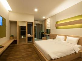 The Zenith Residence Hotel, hotel in Nakhon Ratchasima
