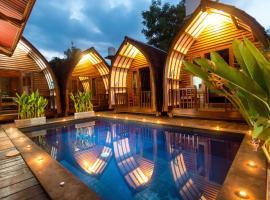 Little Coco Gili Trawangan Hotel, hotel in Gili Trawangan