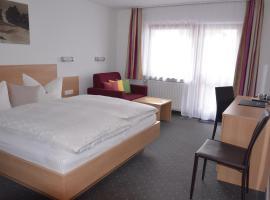 Hotel Garni Sport Sonneck, отель в Гальтюре