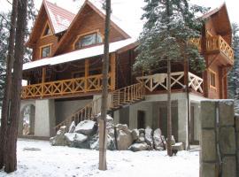 On Dovbush Path, готель у місті Яремче
