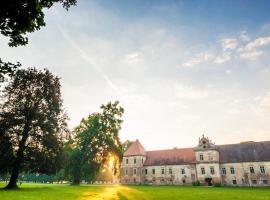 Dvorec Rakičan, hotel v mestu Murska Sobota