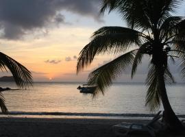 Imperatrice Village - Résidence sur la plage, hotel in Les Trois-Îlets