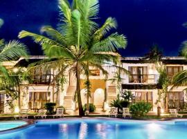 My Blue Hotel, hotel a Nungwi