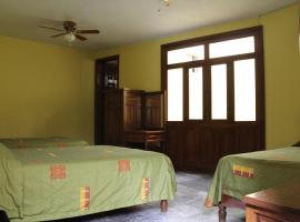 Hotel Camino de Villaseca, hôtel à Guanajuato