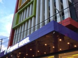 MSquare Palembang, hotel in Palembang