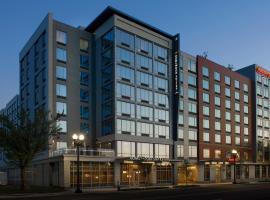 Homewood Suites by Hilton Washington DC NoMa Union Station, отель в Вашингтоне