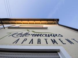 Kellermanns-Apartment, Hotel in Memmingen