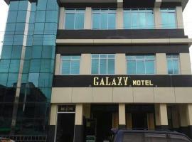 Galaxy Motel Hpa-An, hotel v destinaci Hpa An