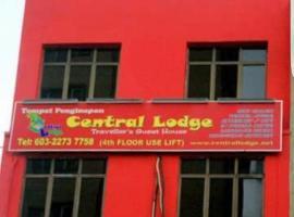 Central Lodge, hostel in Kuala Lumpur